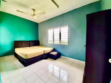 Promo: Rent room, medium, full furnished, Desa Saujana, Seri Kembangan