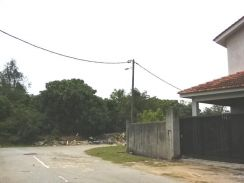 Agricultural land for sale opposite Giant