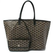 Goyard St Louis GM Chevron Tote Bag
