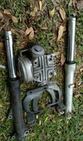 Parts moto Ex5