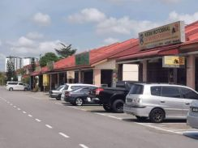 Bukit Indah Single Storey shoplot20x70