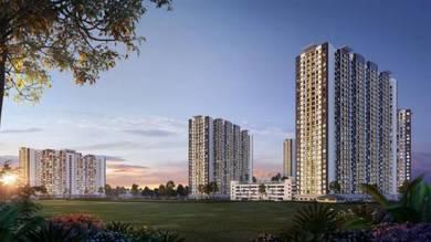 Full Loan RM100 Booking City Centre Condo Bukit Serindit Sri Melaka