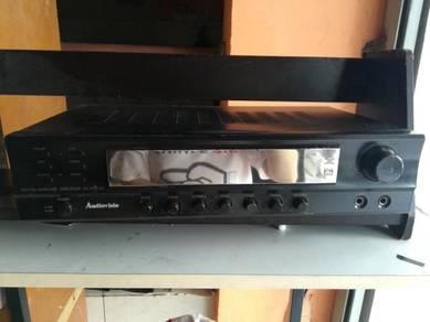 Audiovisio Digital Karaoke Amplifier