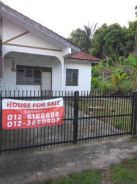 For Sale - Semi-D House -Taman Bunga Sejati Rantau