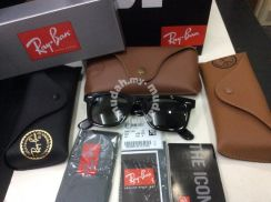 Original Rayban Sunglasses Wayfarer RB2140 901