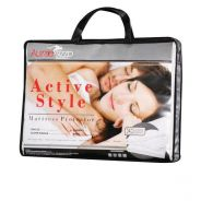 Aussie Sleep Active Style Single Mattress Protecto