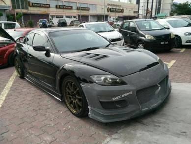 Front Bumper Mazda rx8 RE2