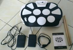 'Electronic drum pedal for beginner'