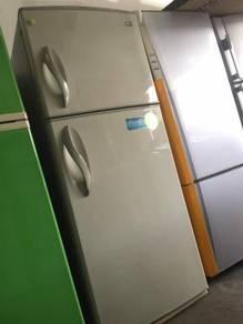 LG Fridge 2 doors Refrigerator Peti Sejuk Ais