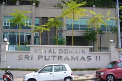 Sri Putramas II Condominium Jalan Kuching