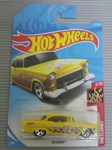 Hot wheels 55 Chevy