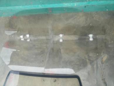 Set Door Glass Cromax Honda Civic SR4 EG9