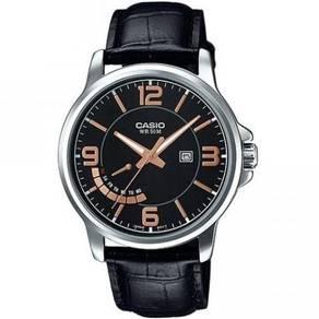 Watch - Casio Men Date MTPE124L-1A - ORIGINAL