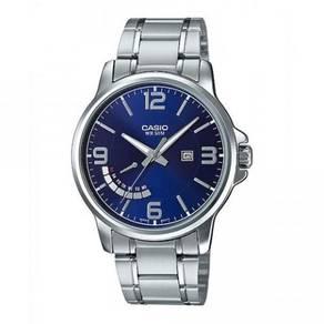 Watch - Casio Men Date MTPE124D-2A - ORIGINAL