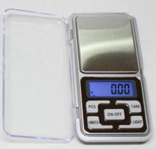 Pocket scale 500gx0.1g/ digital scale / timbangan