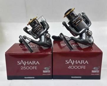 SHIMANO SAHARA FE 500 ~ 4000 Fishing Reel Pancing