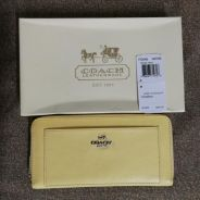Authentic Coach 52648 Leather Wallet