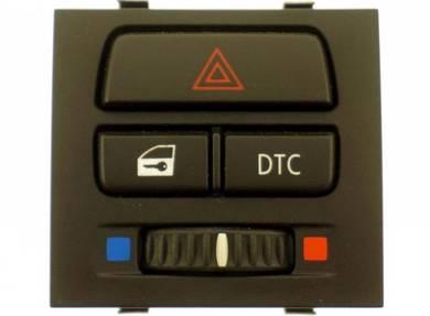 Bmw e90 e92 hazard light DTC door lock switch