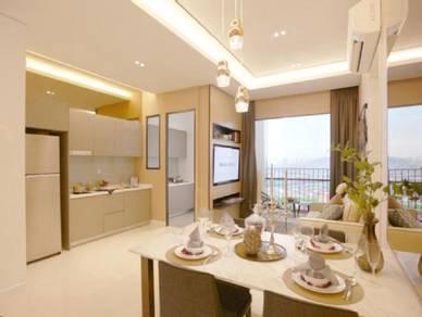 Zeva Residences Seri Kembangan Block BL Corner Unit 2parks Well Kept