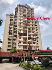 Puteri Indah LOW DENCITY Apartment condo at Bayan Lepas