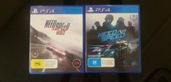 Need of Speed (2 games)