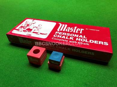 Tweeten Master Personal Snooker Chalk Holder