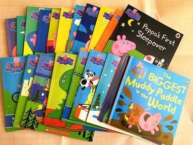 New book - children _ english peppa pig
