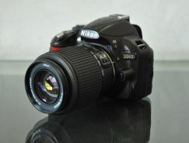 Nikon D3100 14MP FullHD 18-55mm kit lens, LIKE NEW