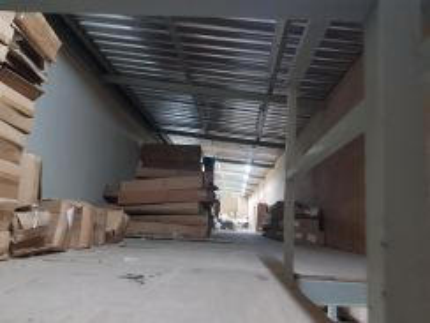 Roadside warehouse at Putatan
