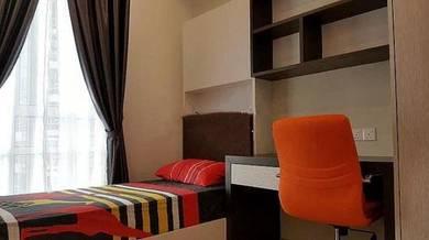 Fully Furnished 3 Room Apartment Garden Plaza Cyberjaya Lim Kok Wing