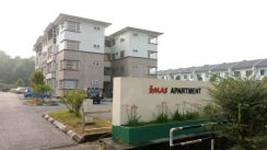 Kuching - I-Mas Apartment at Jalan I-Mas Village
