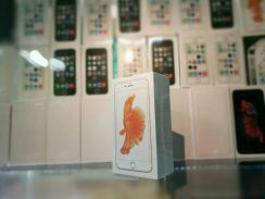Iphone 6s 128gb seal box with gift Promo