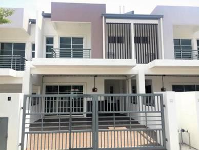 (Full Loan) 2 Storey Terrace,Taman Melur Semenyih (20x75) Free SPA,MOT