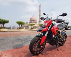 Ducati 14 16 Hyperstrada 821 Hypermotard Low KM