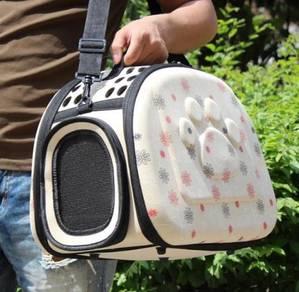 Travel Carrier Shoulder Bag Folding Portable Pets