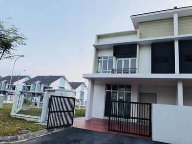 Taman Nusantara Prima Iskandar Puteri Corner Double Storey Terrace Hou