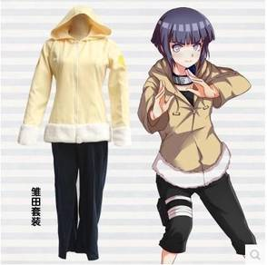 Naruto - Hinata Hyuga cosplay custome