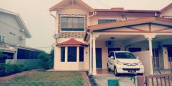 House for sell in Labuan