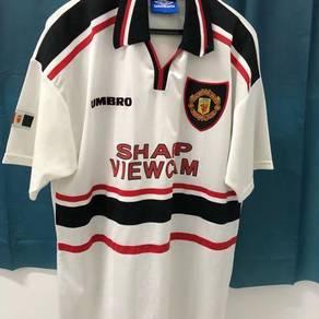 Man Utd Away 1997/98