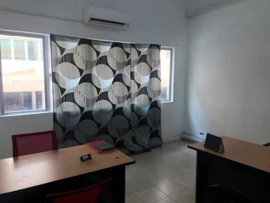 Kajang sentral fully furnished 1sr floor with lift for rent