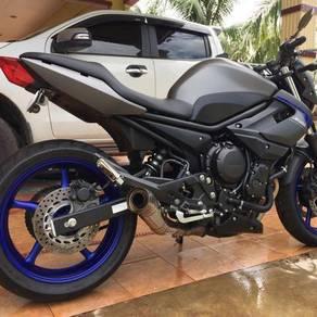 2013 Yamaha XJ6