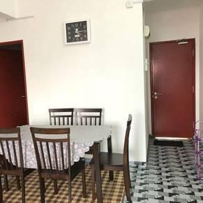 Apartment 3 Bilik Beraircond