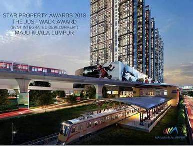 New Project Dev Sky Loft ( duplex ) Maju Kuala Lumpur