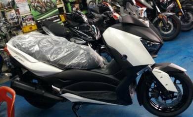 2018 Yamaha x max 250