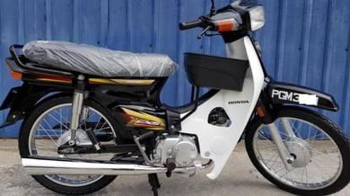 Honda EX5 Boon Siew Japan Low Mile 1pakcik pakai