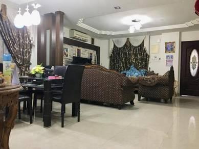 Fully Reno MV 7++K Double Storey Semi D Taman Bukit Minyak BM Penang