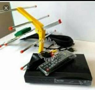 Mytv dan Pasang-pindah,setting piring tv satelit