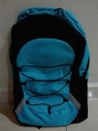 Backpacks-BLUE & BLACK