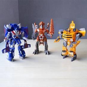 Taikongshens Transformer Toy 3Pcs Set