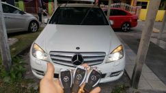 Mercedes Specialist - Car key All lost